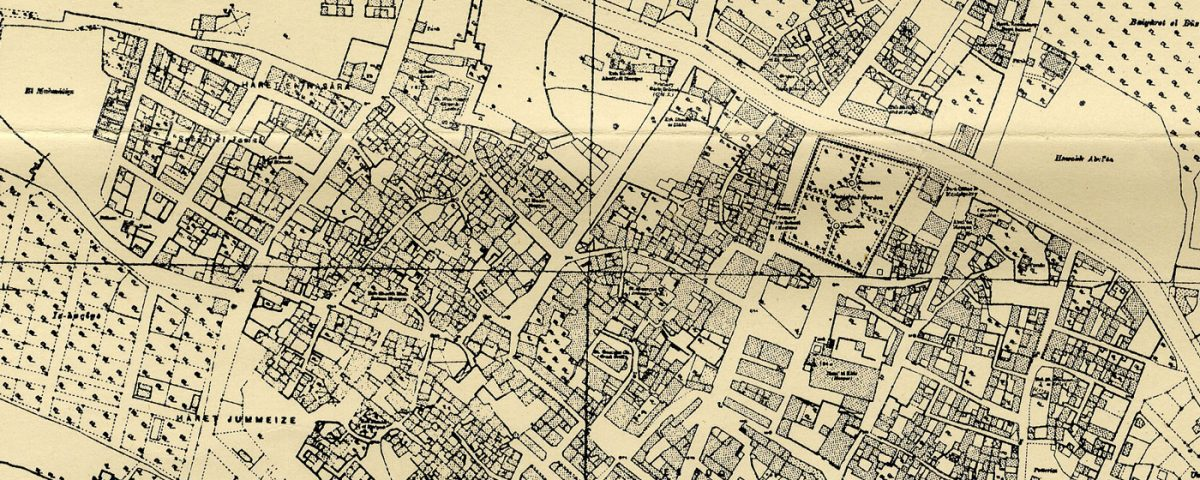 jaffa history, town planning, preservation, conservation