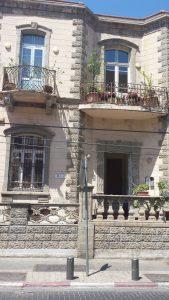 Shlush House Neve Zedek