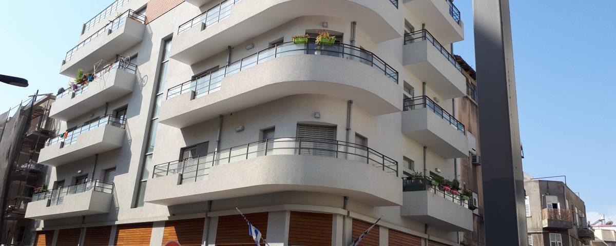 The New Commercial Center Tel Aviv