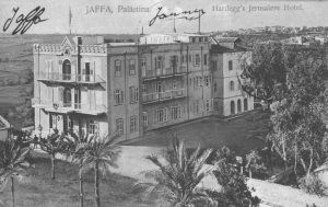 American Colony in Jaffa, Preservation of Historical buildings