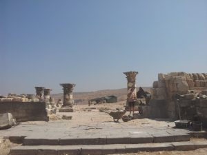 Sussita, Archaeology in Israel, History of Israel