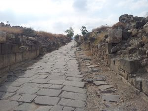 Sussita, Archaeology in Israel