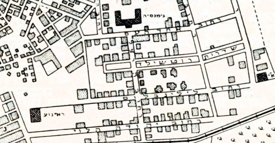 Tel Aviv, Town planning, Tel Aviv history,